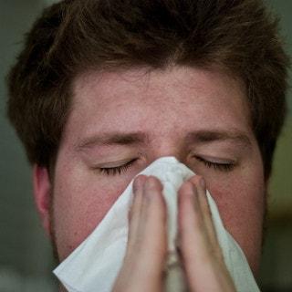 Laufende Nase stoppen: Hausmittel gegen eine laufende Nase