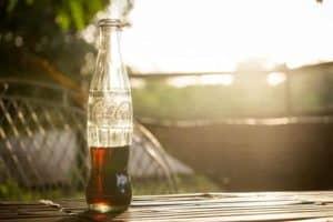 Cola als Hausmittel zum Entkalken