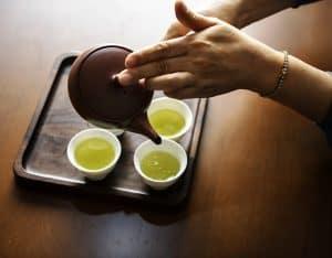Das besten Hausmittel gegen Cholesterin ist Grüner Tee