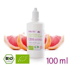 Grapefruitkernextrakt zur Anwendung für Haut und Gesundheit