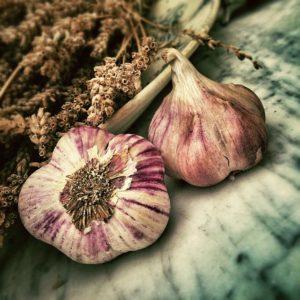 Knoblauch als wirksames natürliches Blutverdünnungsmittel