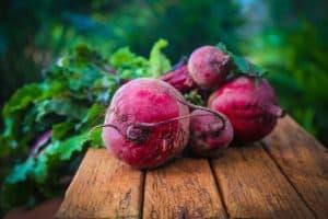 Natürlicher Blutdrucksenker: Rote Beete