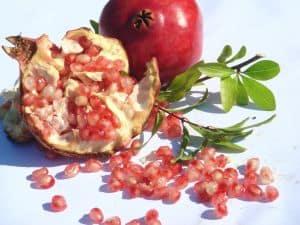 Der Granatapfel: Ein natürliches Bluthochdruck Hausmittel.