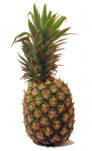 Die Enzyme der Ananas sind ein gutes Hausmittel um Blasenentzündung von innen heraus zu behandeln