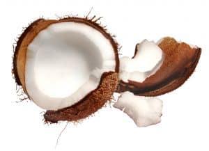 Kokosmilch ist ein gutes Hausmittel zur natürlichen Behandlung von Aphten.