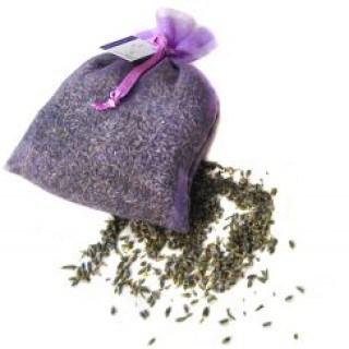 Lavendel ist ein Hausmittel das gut gegen Obstfliegen hilft