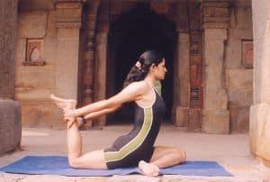 Übungen beugen Rückenschmerzen vor.